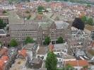 Panorama vanaf Hooglandse Kerk