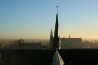 Pieterskerk panorama  2