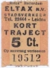 Eltax buskaartje - 1