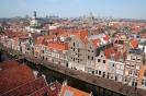Panorama vanuit bouwkraan Weeshuis