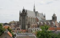 Religie - Gebedshuizen - Pieterskerk-restauratie