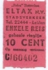 Eltax - buskaartje 7